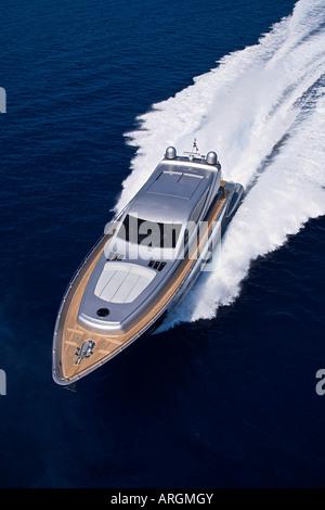 Luxus-Yacht - Stockfoto