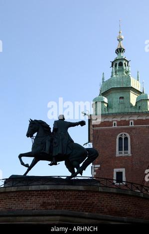 Wawel-Kathedrale Krakau Polen - Stockfoto