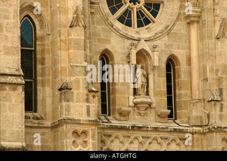Kathedrale von San Fernando Stockfoto