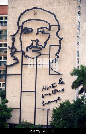 Che Guevara / Havanna - Stockfoto