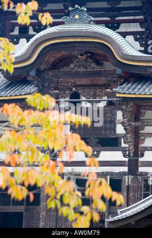 Todai-Ji-Tempel Nara Japan 4 - Stockfoto