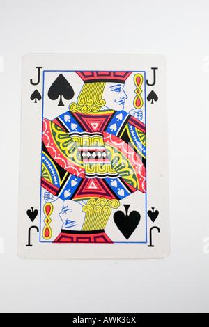 Bube Im Französischen Kartenspiel