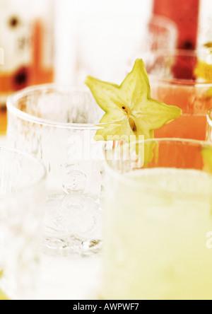 Cocktails, close-up - Stockfoto