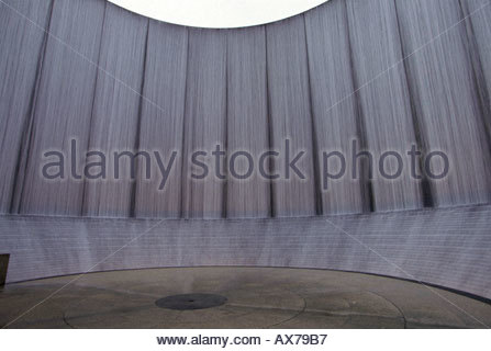 Wasser-Wand-Denkmal Houston Texas USA Stockfoto, Bild: 1735096 - Alamy