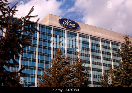 Ford Welt Headquaters - Stockfoto