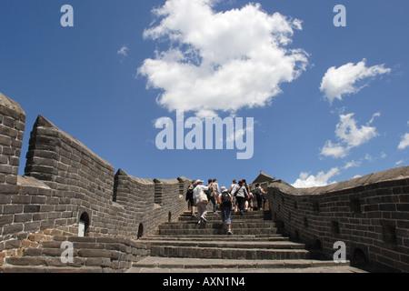 Great Wall Of China, Jinshanling - Stockfoto