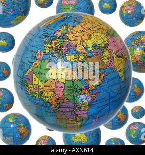 Welt-Konzepte - Stockfoto