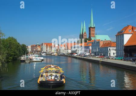 Lübeck, Schleswig-Holstein, Deutschland, Europa - Stockfoto