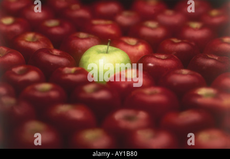 Äpfel - Stockfoto