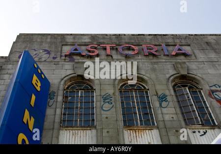 Astoria Kino, Gloucester Place, Brighton (verlassenen) - Stockfoto