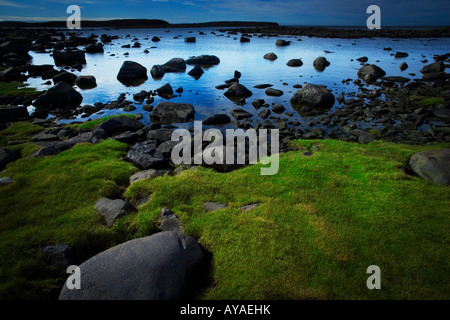 Victoria-Insel, Nunavut, Kanada - Stockfoto