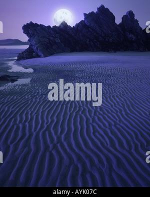 GB - Schottland: Sango Strand von Durness - Stockfoto