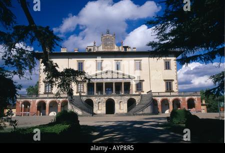 Italien Toskana in der Nähe von Florenz - Stockfoto