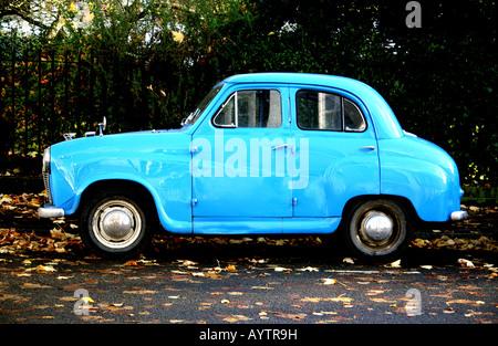 Austin A30 beliebte britische Familienauto der 50er 60er Jahre - Stockfoto