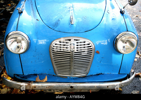 Austin A30 britische Familie Limousine 50er 60er Jahre - Stockfoto