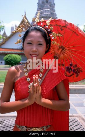 Thaimädchen