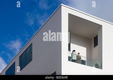 Collegium Hungaricum, ungarischen Kulturinstitut, Berlin. ASP Schweger Assoziierte Architekten - Stockfoto