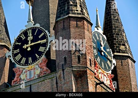 Delft Niederlande Holland holländische Stadt - Stockfoto