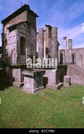 Antiken Pompeji-Italien - Stockfoto