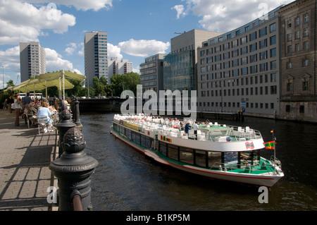 Mitte Viertel Scheunenviertel Berlin Deutschland - Stockfoto