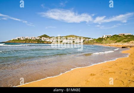 Cala Tirant Menorca Minorca - Stockfoto