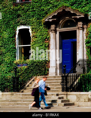 Dublin, Co. Dublin, Irland, georgische Türen - Stockfoto