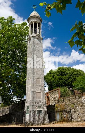 Pilgerväter Memorial Mayflower in Southampton City Centre, England - Stockfoto