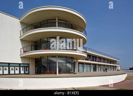 De La Warr Pavilion Bexhill - Stockfoto