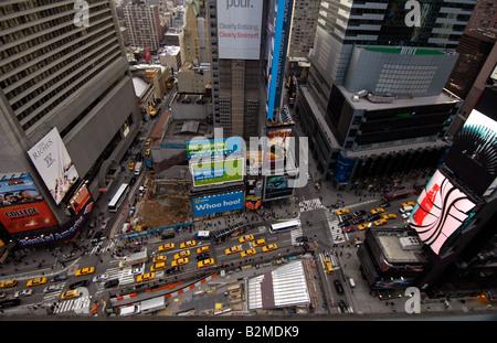 Times Square New York City - Stockfoto