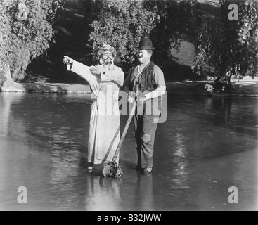 WALKING ON WATER - Stockfoto