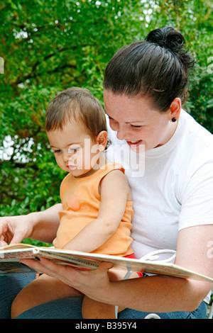 Mutter und Kind - Stockfoto
