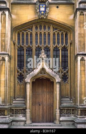 Bodleian Bibliothek, Oxford. - Stockfoto