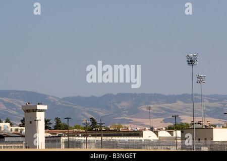 Washington State Penitentiary befindet sich in Walla Walla, Washington - Stockfoto
