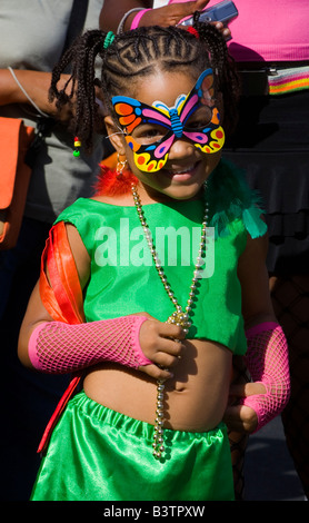 Martinique Mädchen
