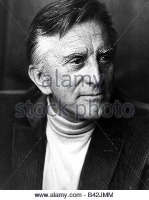 Douglas, Kirk, * 9.12.1916, US-amerikanischer Schauspieler, Porträt, München, Deutschland, November 1980, - Stockfoto