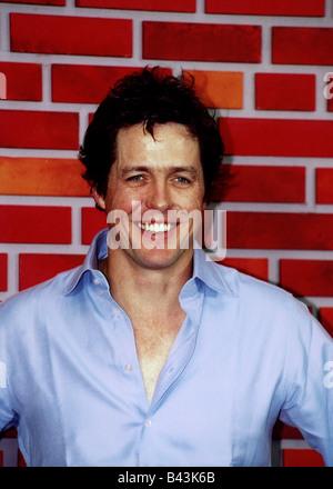 """Grant, Hugh, * 9.9.1960, britischer Schauspieler, Fotoruf, """"About a Boy"""", halbe Länge, 2002, - Stockfoto"""