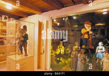 Museum Wilhelm Hauffs Märchen in Baiersbronn Schwarzwald Baden-Württemberg Deutschland - Stockfoto