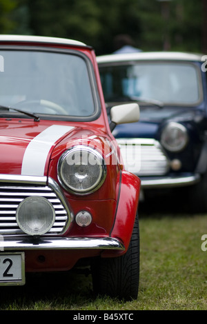 Klassische Automobile Mini Cooper - Stockfoto