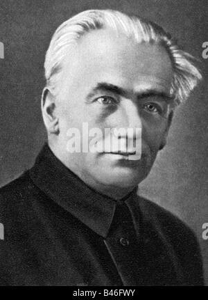 Dt. Politiker Wilhelm 1960