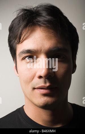 Porträt eines Mannes - Stockfoto