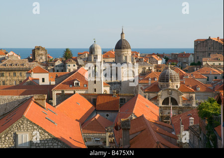 Dubrovnik Altstadt - Stockfoto