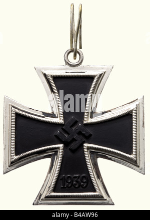 Ein Gro 223 Kreuz Des Eisernen Kreuzes 1939 Gestempelt