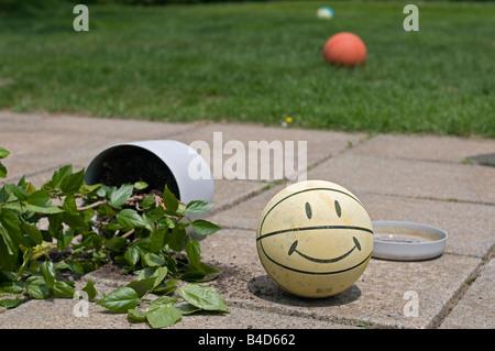 smiley kugel stockfoto bild 25710184 alamy. Black Bedroom Furniture Sets. Home Design Ideas
