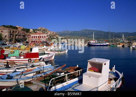 griechenland griechische inseln lesbos stockfoto bild 9706544 alamy. Black Bedroom Furniture Sets. Home Design Ideas