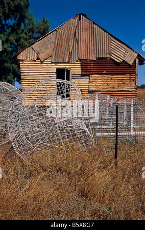 Hütte, Western Australia, Australia - Stockfoto