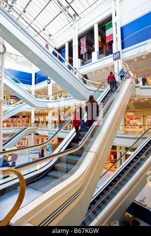 Fürsten Quay Einkaufszentrum Hull East Yorkshire England UK - Stockfoto