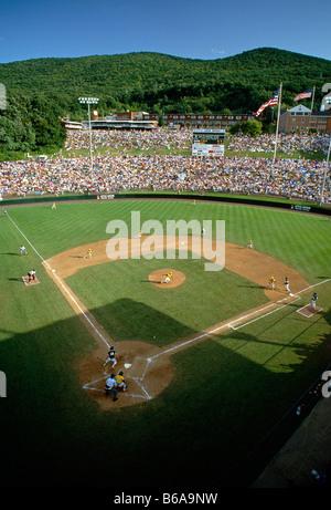 Little League World Series Meisterschaftsspiel, Williamsport, Pennsylvania, USA - Stockfoto