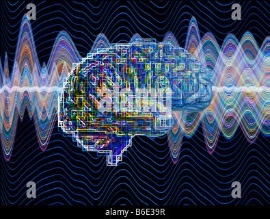 Künstliche Intelligenz - Stockfoto