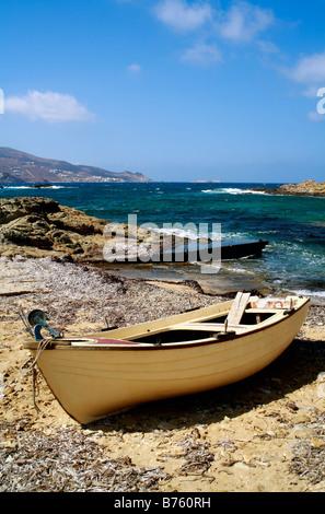 Panormos Bay griechischen Kykladen Insel Mykonos Griechenland - Stockfoto