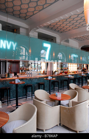 Lenbach Gastronomie, bar-Café mit Suite und Zähler, gehobene ...